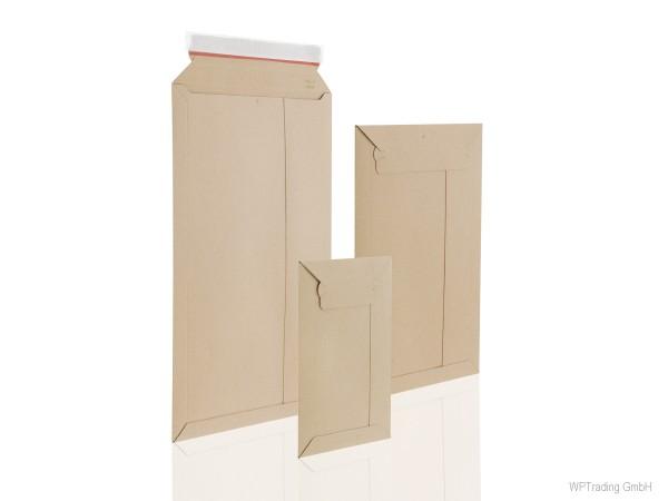 Vollpapp Versandtaschen Karton Versandtaschen 320x455 mm für DIN A3
