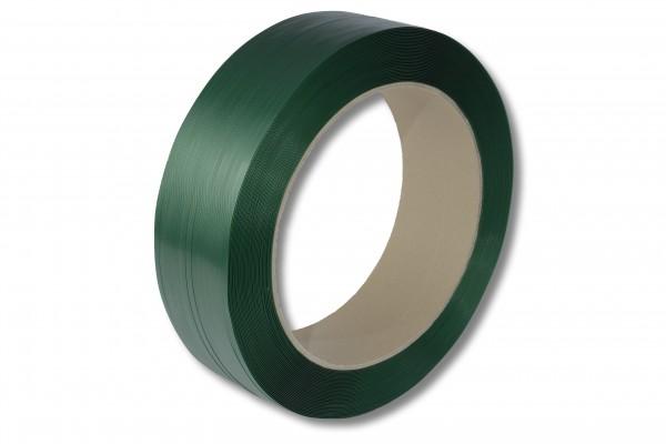 PET Umreifungsband 15,5 x 0,6 mm x 2.000 lfm, 406 mm Kern, grün