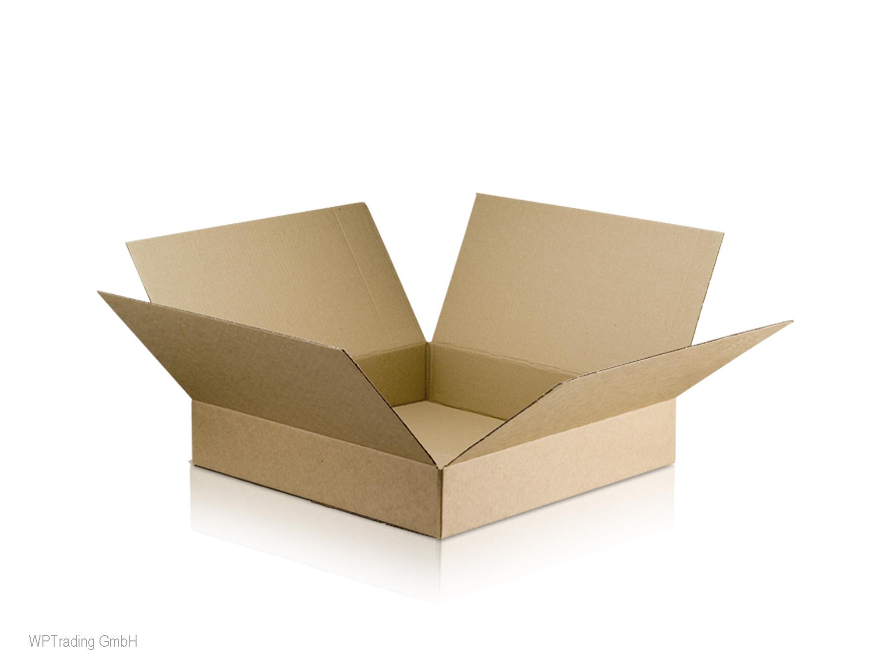 Kartons  260 x 220 x 100 mm 100 Faltkartons