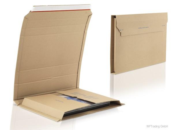Wickelverpackungen 325x250x20-75 mm